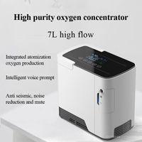 Purificateurs d'air Ménage Oxygène Inhalateur Machine de personnes âgées Femmes enceintes Spécial petit concentrateur nébulisé portable