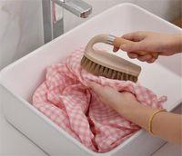 الخشب متعددة الوظائف فرش حذاء مطبخ الملابس الترابية إزالة المرحاض الحمام أحواض حوض فرشاة فرشاة بلاط الطابق أداة RRD7673