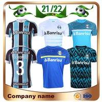21/22 Gremio Futbol Forması 2021 Maillots De Ayak Miller Geromel Luan Everton Erazo Gömlek Edilson Eğitim Futbol Üniformaları Satış