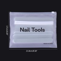 Nail Art Kits P8DD 1Set Professional Files Kit With Buffer Cuticle Trimmer Pusher Remover File Block Dust Brushes