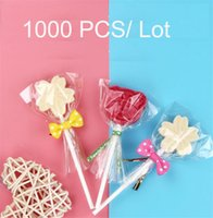 Transparent Opp Plastic Bags for Candy Lollipop Cookie Packaging Bags Cellophane Wedding Party Gift Bag 1000pcs Lot