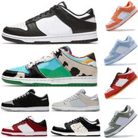 Sb Shadow Dunky Chunky Mens Casual Shoes Dunk Viotech Plum Panda Pigeon Lx Canvas White Grey Instant Low Men Women Sneakers 36 -45