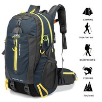 Cycling Bags 40L Water Resistant Travel Backpack MTB Mountainbike Camp Hike Laptop Daypack Trekking Climb Back For Men Women