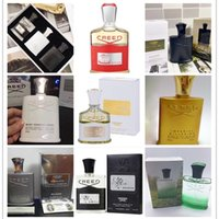 그린 믿음 원래 VETIVER Golden Edition 크리드 바이킹 향수 Aventus Millesime 제국 향수 남성용 여성용 Unisex Parfum 100 ml 스프레이
