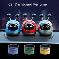 Car Air Freshener Freshner Adorable Shaking Doll Auto Perfume Solid Fragrance Dashboard Decoration For Accessories