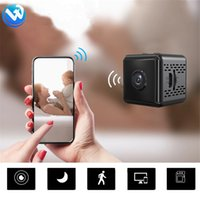 X6D Security Camera Full HD 1080P WiFi IP Cameras Night Vision Wireless Mini Home Safety Surveillance Micro Small Cam Remote Monitor A9