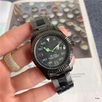 RLX Watch 202 1 Lao Brand SERI MAYS'S Moda Cuarzo Cuarzo
