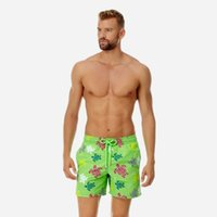 Vilebrequin Mens Beach Shorts Vilebreque Shorts 177 Brand Купальники Осьминоги Морская звезда Черемень Печать Мужские Купающие Шорты Быстрая Сушка Vilebre