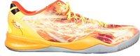 Mamba 8 VIII Spark Shanghai Fireworks Мужчины Баскетбольные Обувь 2021 Высочайшее Качество 8S Желтый Черный Металлический Серебряный Красный Красный Кровинок Кроссовки Спортивная Обувь с коробкой