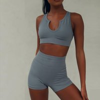 Yoga Sportswear Tracksuits Fitness shirts shorts Leggings 2 Piece Set outdoor outfits Sport Athletic Elastic yogaworld tech fleece gym wear casual workout sets