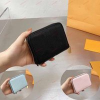 4 Colors Card holder classic short hbp wallets for women men...