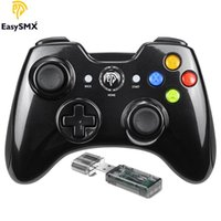 Game Controllers & Joysticks EasySMX KC-8236 Gamepad 2.4G USB Wireless Joystick PC Controller For Android TV Box Phone PS3 Windows Laptop Vi