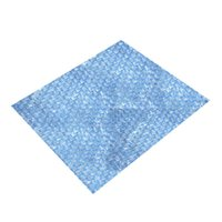 Rectangular Pool Cover Retaining Solar Swimming Insulation Film Blue Foil Heating High-quality Tarpaulin & Accessories