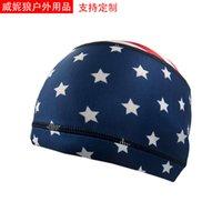 모자 여름 야외 승마 해 적 모자 실행중인 스포츠 모자 통기성 헬멧 줄 지어 자전거 타기