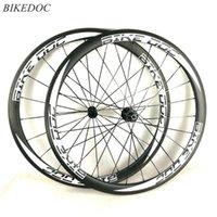 Bike-Räder Bikedoc Carbon 700 C Rennrad 38 mm Radsatz Clincher
