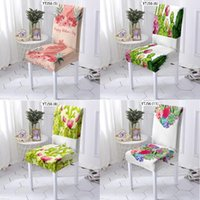 Chair Covers Color Cactus Cover Stretch Pink Wedding Cushion Recliner Kitchen