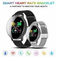 Bluetooth 4.2 Smart Watch Waterproof Men Women Smartwatch Blood Pressure Heart Rate Fitness Tracker For Huawei Xiaomi Iphone