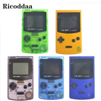 """2.7"""" GB Boy Classic Color Colour Handheld Game Console Player Built-in 66 Different Games Juegos Mando Retro Mini Portable Players"""