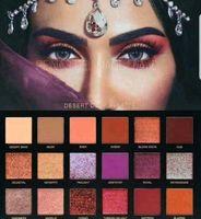 top Quality HD Makeup Cosmetics pemastered Eyeshadow Palette EyeMakeup kit Eye cosmetic 18 color TEXTURED DESERT DUSK  NUDE  ROSE GOLD