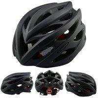 Новый шлем горный велосипед со светом
