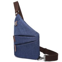 Backpack Luxury Sling Bag For Men Crossbody Multifunction Outdoor Sport Shoulder Chest Daily Picnic