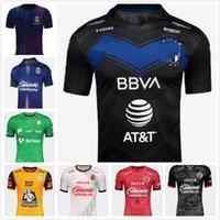 Monterrey Третий Тихуана Chivas Charly Dia de Los Muertos Футбол Футбол 2021 Pachuca Santos Laguna Esports CamiSetas Rayados рубашка