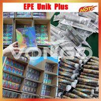EPE UNIK PLUS 2500PUFFS monouso vape e-sigarette da 1600mAh Batteria 16 colori pre-riempiti 9,5 ml Pods cartuccia vaporizzatore della batteria con codice di autenticazione PK BANG XXL