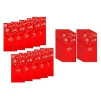 PCS AÑO CHINO AÑO ROJO Sobres Lucky Money Festival Packet (7x3.4 pulgadas), 10 A 20pcs B Wrap de regalo