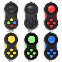 Game Fidget Pad Stress Reliever Squeeze Fun Magic Bureau Speelgoed Handvat Speelgoed Stress Decompressie Gift Sleutel Mobiele