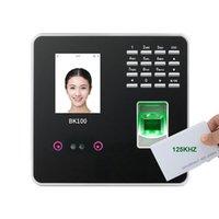 FrontPrint Biometric FrontPrint Viso Riconoscimento Tempo di riconoscimento del viso TCP / IP USB Orologio da ufficio Recorder Recorder Control Access Control