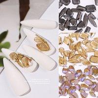 Mix Shapes 50 stücke Kristall Nail art Strass 3D Flatback Glänzend Diamanten Edelsteine Schmuck DIY Nägel Dekorationen Maniküre Zubehör