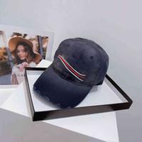 Luxury Brand Caps 2021 New Hight Quality Fashion Street Ball Cap Bucket Hat for Man Woman Cowboy Hats Adjustable Design