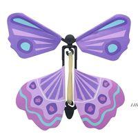 3D mágica voando borboleta diy romance de brinquedo vários métodos de jogo adereços dwd6415