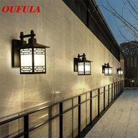 Outdoor Wall Lamps BROTHER LampsWaterproof Sconce Light Contemporary Creative BalconyCourtyard Corridor VillaDuplex El