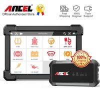 Ancel X7 Scanner Automotivo OBD2 Bluetooth Professional WiFi Wi-Fi gratuito Atualização Auto Carro Diagnóstico Ferramenta Engine Analisador OBD 2 Ferramentas