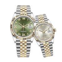 U1 AAA + Relojes para hombre de 36 mm de alta calidad 2813 Reloj automático de acero inoxidable Reloj de pulsera impermeable Luminoso Montre de Luxe