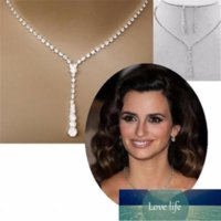 """New Crystal Tennis Drop Necklace Set 14""""-17"""" Bridal Bridesmaid Jewelry Sets Rhinestone Pendant Necklace Wedding Jewelry Factory price expert design Quality"""