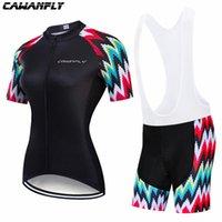 Cawanfly женщина гоночная велосипедная одежда велосипедная одежда летняя велосипедная гонка Maillot ROPA Ciclismo Undhill Noots