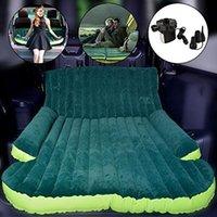 Yastık / Dekoratif Yastık SUV Otomobil Seyahat Kamp Şişme Hava Yatak Tapete Intex Uyku Dinlenme Araba Arka Koltuk Yatak Plaj Piknik