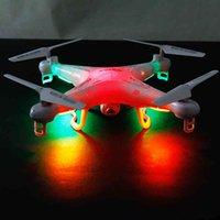 Donnerie de la télécommande de la caméra HD OEM professionnelle X5C Droncopter Drone