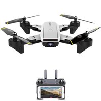 Elicottero RC con fotocamera HD Aerial Lunga Lunga durata Drone Drone Flow Flow Pieghevole Drenes Gesture Registrazione WiFi Quadcopter