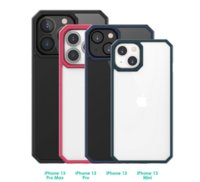 Creative transparent anti-drop acrylic soft shell phone cases for iphone13 pro max 12 min 11 X XR XS case cover