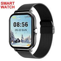 2021 Smart Watch Мужчины Женщины 1.69inch Full Touch Bluetooth Call Custom Custom Dials Сообщений Спорт Браслет Bluet Right Tracker Спорт Браслет PK IWO 13 PRO GT20 SmartWatch Android IOS