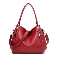 HBP Moda Crossbody Bags para Mulheres Soft Leather Handbags Marca Designer Feminino Ombro Messenger Totes Saco de Saco de Alça Top
