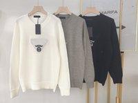 2021 donne maglioni moda inverno maglione morbido e delicato Zealand 100% lana agnello filato di lana jacquard tecnologia impreziosito sexy sexy all-match maglia tessuto jumper