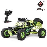 Wltoys 1/12 12428 RC CAR / H High Speed RC Escalada Escala de juguete de automóvil 2. Vehículo de carretera Control remoto Toys Toys Niños Regalo LJ201209