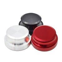 Aluminium-Metall-Vinylaufzeichnung Gewichtsstabilisator-Scheibe Balanced Clamp für Drehteller LP Player Zubehör Computerlautsprecher
