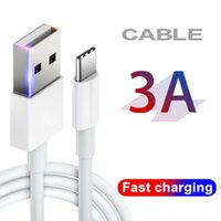 High Speed 3A USB Cable Fast Charger Micro Type C Charging C...