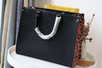 2021 Üst Kadın Hakiki Deri Çanta Tote Büküm Çanta Messenger Alışveriş Çantası Omuz Cepler Kılıf Kozmetik Çanta