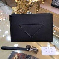 Sac d'embrayage de portefeuille de concepteur Porte-monnaie Mini sac en cuir véritable femme de luxe Divers styles Fashion Marque de haute qualité Grossiste Taille: 28 * 18cm